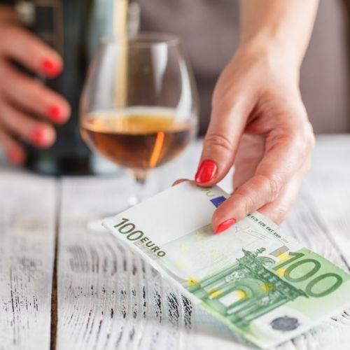 Was kostet ein Whisky?